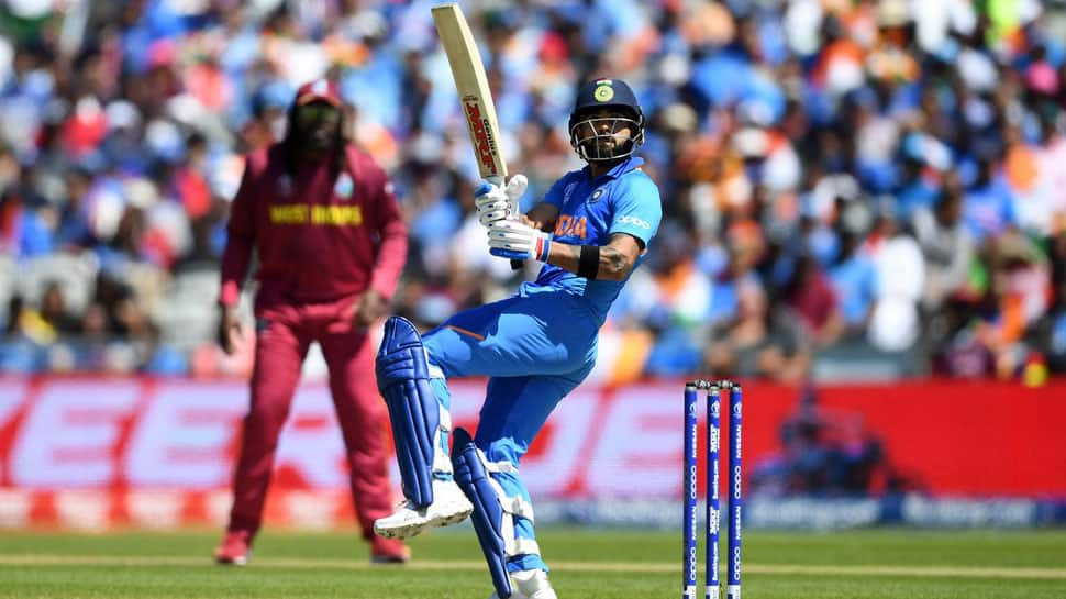 Virat Kohli surpasses Javed Miandad, becomes highest ODI run-getter against West Indies