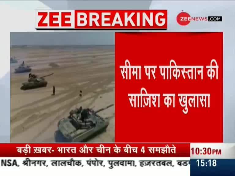 Jammu and Kashmir: Pakistan deploys battle tanks near LoC
