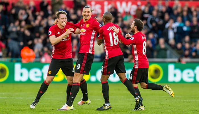 Manchester United trounce Arsenal 4-0 in Premier League clash