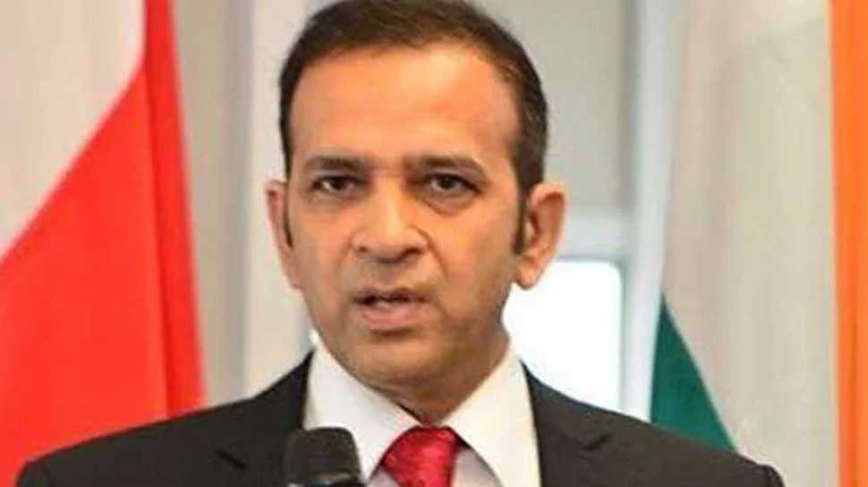 Indian High Commissioner to Pakistan Ajay Bisaria returns to Delhi