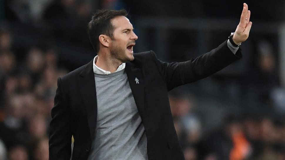 Chelsea's Frank Lampard receives 'reality check' from Manchester United