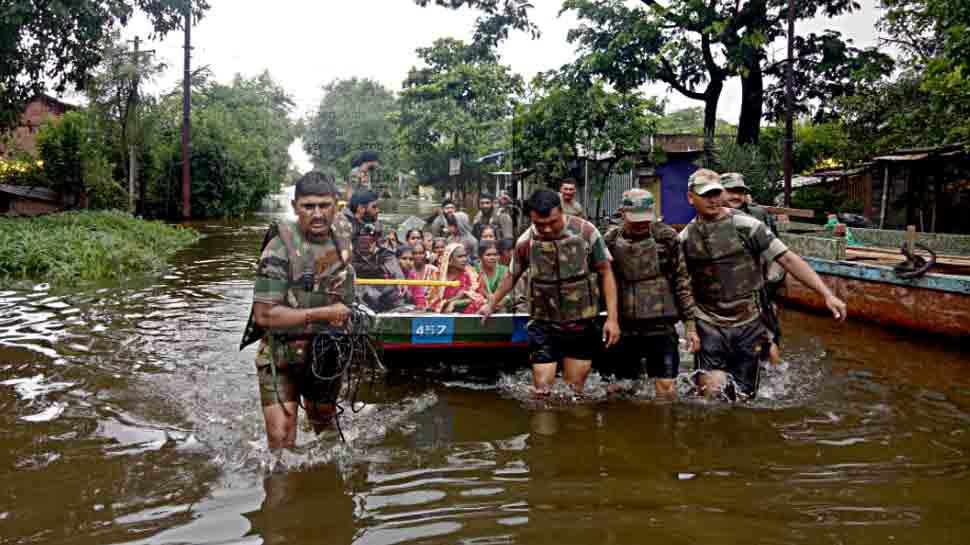 Maharashtra floods: Water levels recede, 21 relief teams de-requistioned