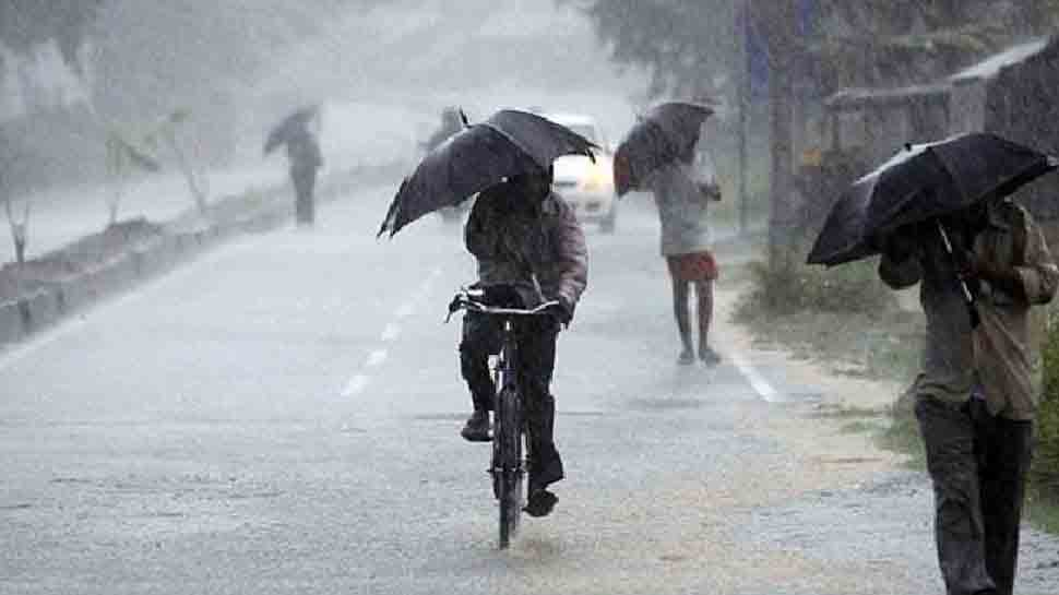 Met predicts heavy rainfall in West Bengal