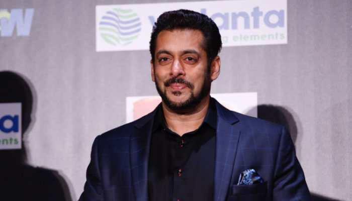Salman Khan shoots promo for Bigg Boss 13