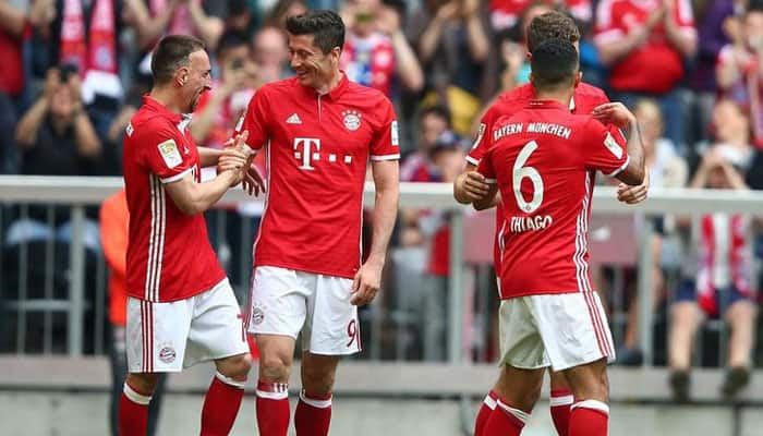 Bayern Munich ease past Cottbus 3-1 to reach German Cup second round