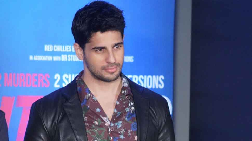 Criticism adds fire to my belly: Sidharth Malhotra