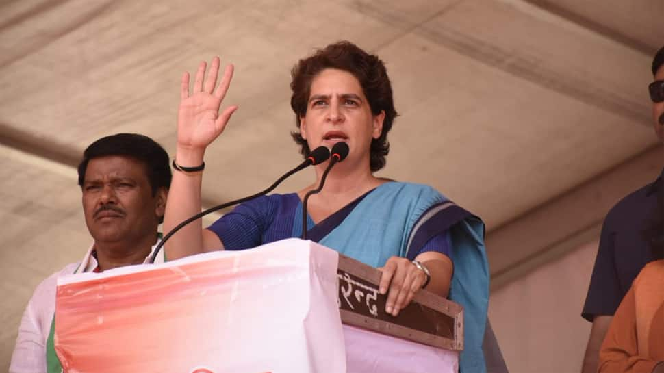 Priyanka Gandhi says Article 370 is Unconstitutional