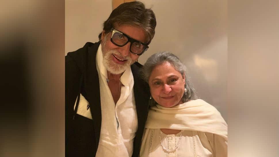 Amitabh Bachchan thanks wife Jaya for watching 'Kaun Banega Crorepati' regularly