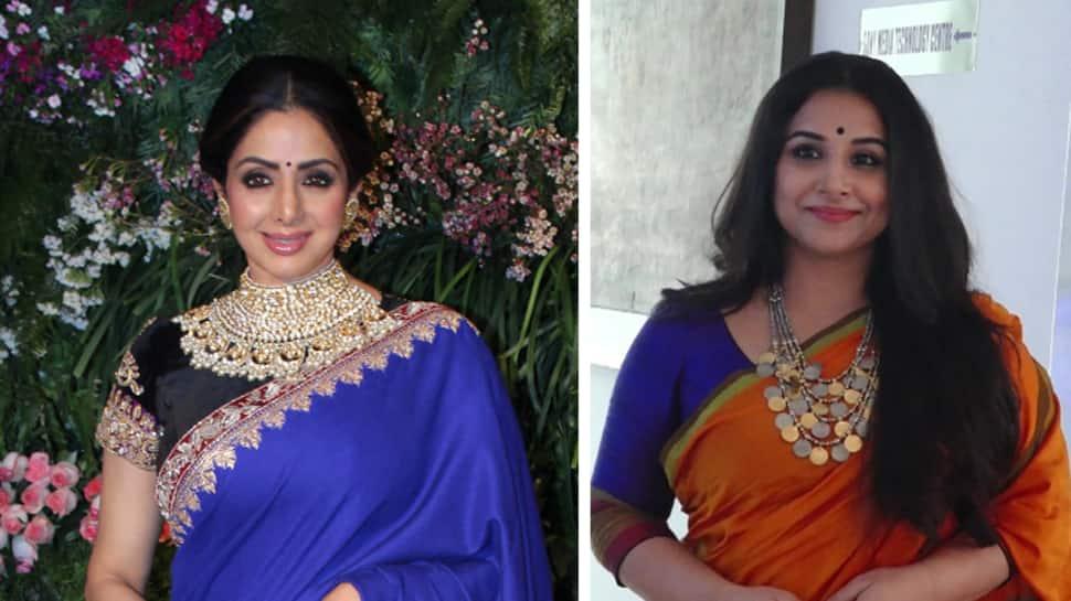 Vidya Balan shares cover of 'Sridevi: Girl Woman Superstar' on the late actor's birth anniversary