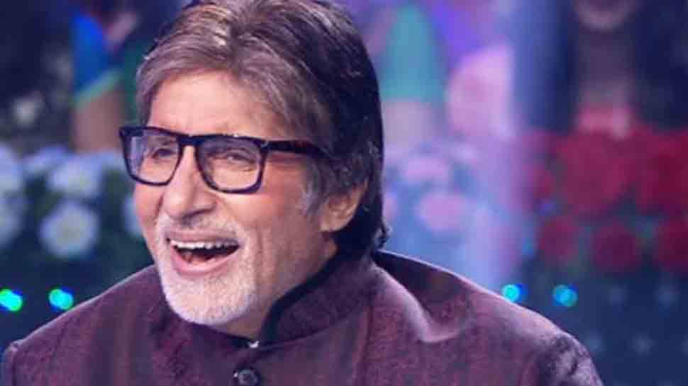 Feel embarrassed to talk about my charitable work: Amitabh Bachchan
