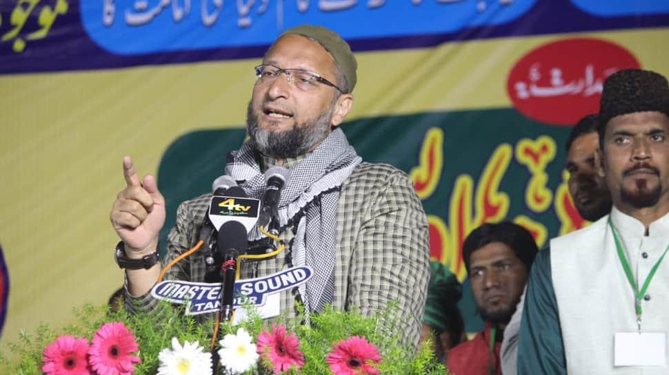 Modi fulfilling his political agenda in Jammu and Kashmir, government is lying: Asaduddin Owaisi
