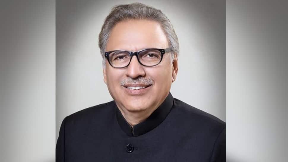 Pakistan's nefarious design exposed again, President Arif Alvi calls for social media propaganda against India