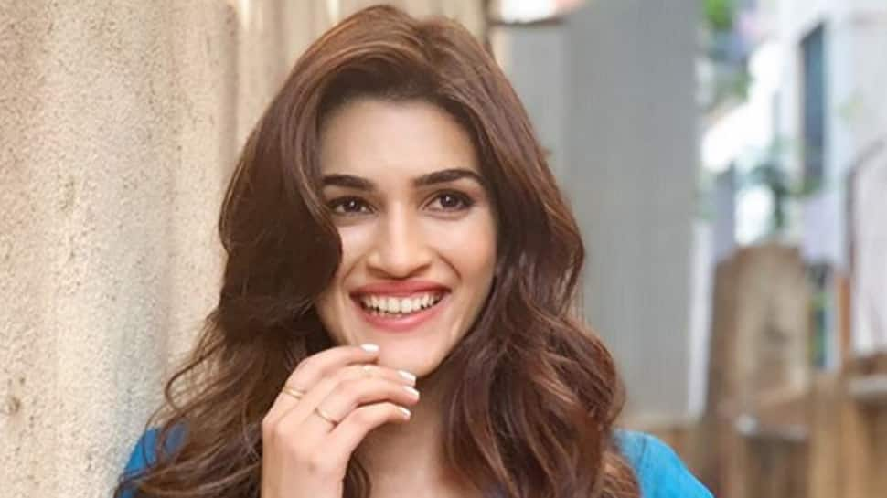Kriti Sanon shares an unseen pic from Brides Today magazine shoot