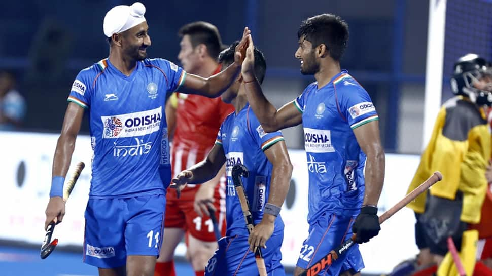 Indian hockey teams all geared up for Olympic Test Event