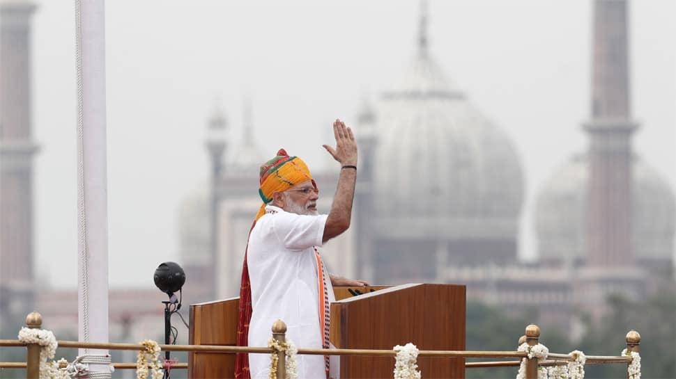 PM Modi announces Rs 3.5 lakh crore under Jal Jeevan Mission for ambitious 'har ghar jal' project