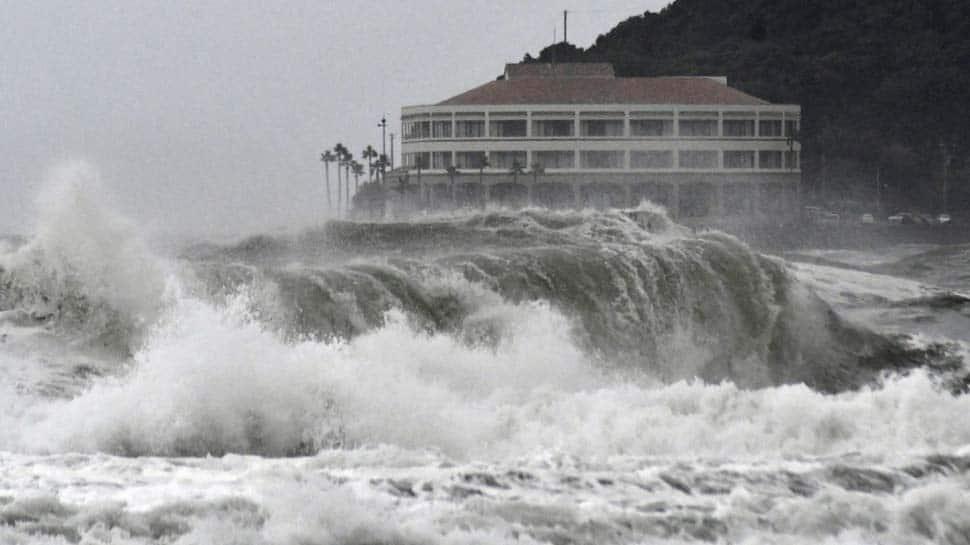 Nearly 600,000 advised to evacuate as storm Krosa makes landfall on Japan