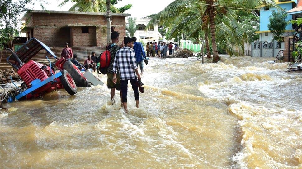 Heavy rains predicted in south Karnataka, IMD issues red alert