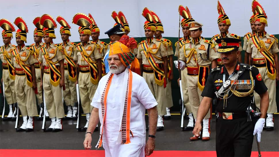 Prime Minister Narendra Modi's address to the nation on 73rd Independence Day: Read full speech