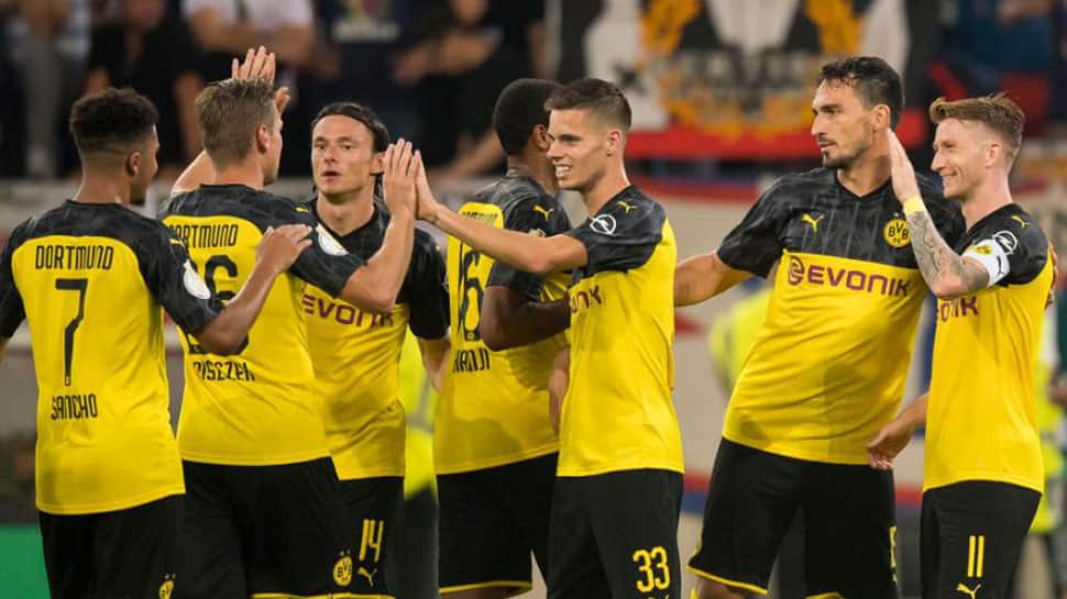 Borussia Dortmund ready to break Bayern Munich's Bundesliga stranglehold