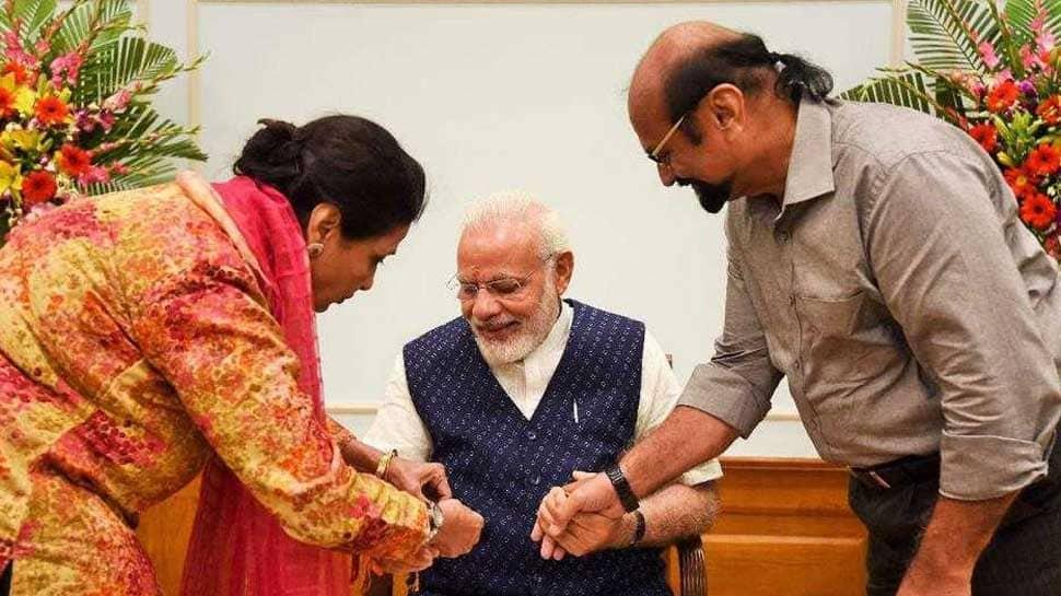 PM Narendra Modi's Pakistani 'rakhi' sister Qamar Mohsin Shaikh wishes him good health, hails triple talaq law