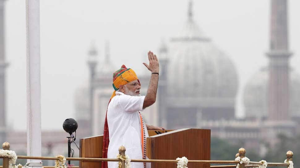 PM Narendra Modi calls for making India free from single-use plastic, asks for 'first big step' on October 2