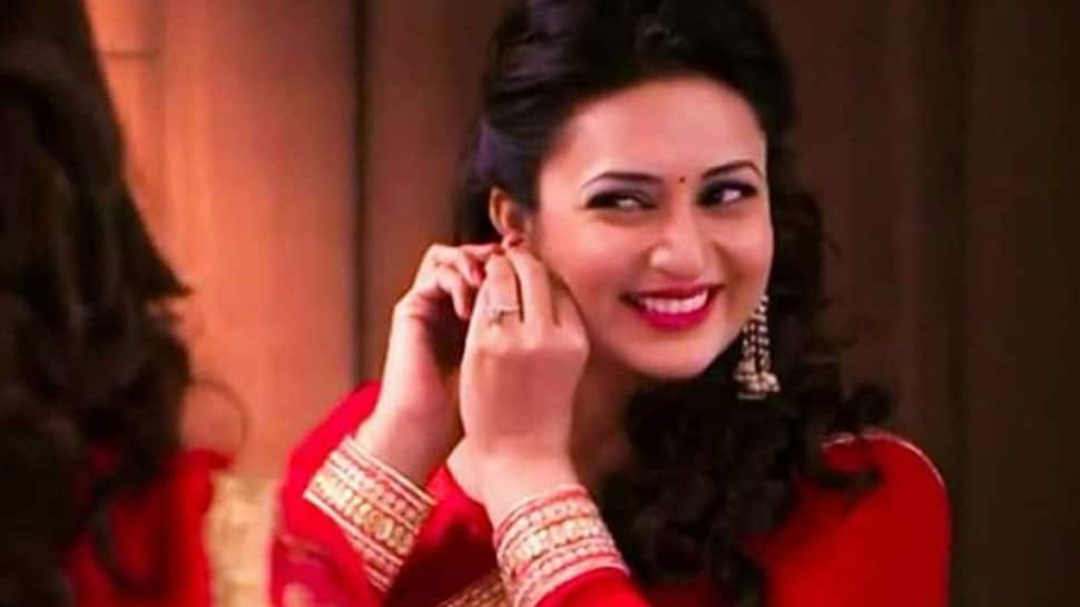 Divyanka Tripathi celebrates Independence Day at an orphanage