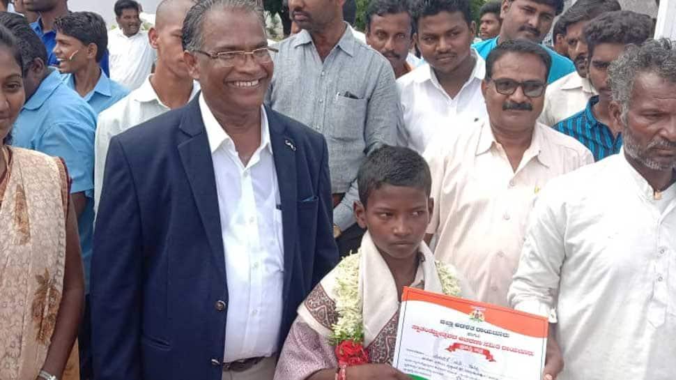 12-year-old Karnataka boy awarded for guiding ambulance across a flooded bridge