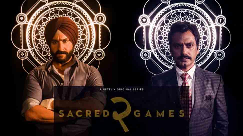 Sacred Games 2: Saif Ali Khan, Nawazuddin Siddiqui's web-series gets leaked online by Tamilrockers
