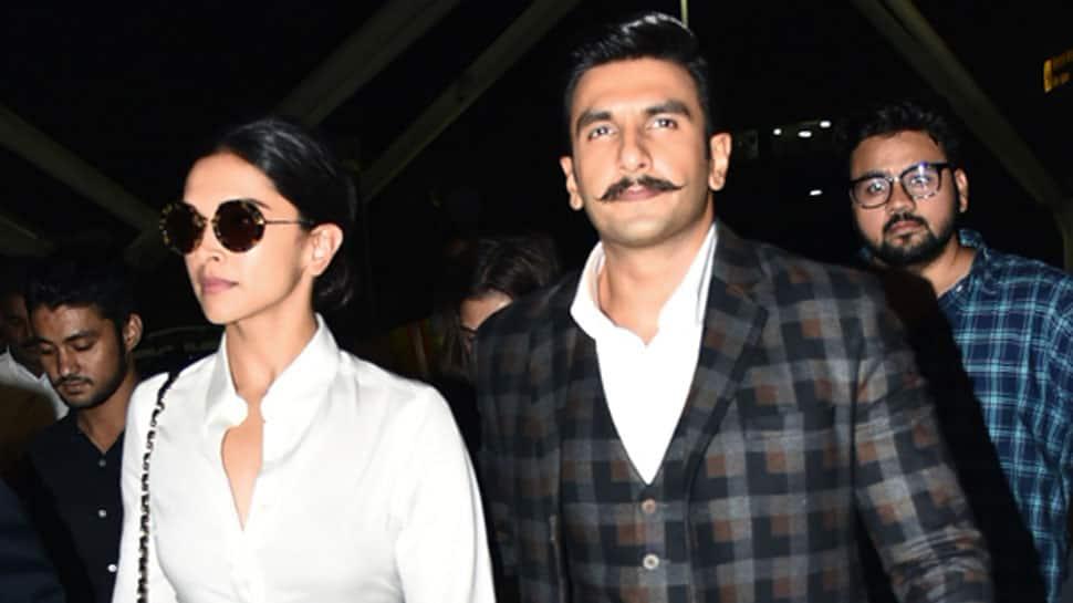 Deepika Padukone has all of Ranveer Singh's heart