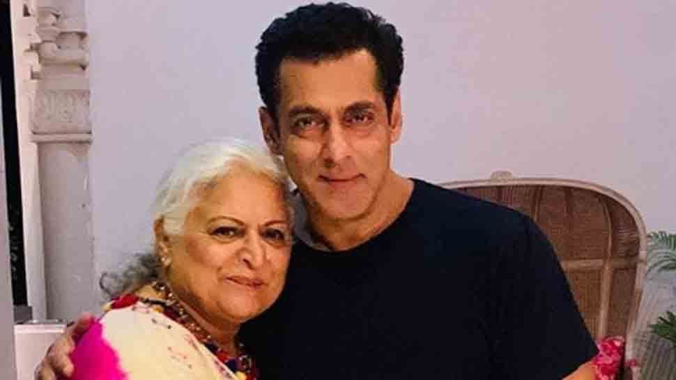 Salman Khan celebrates Raksha Bandhan with Bina Kak