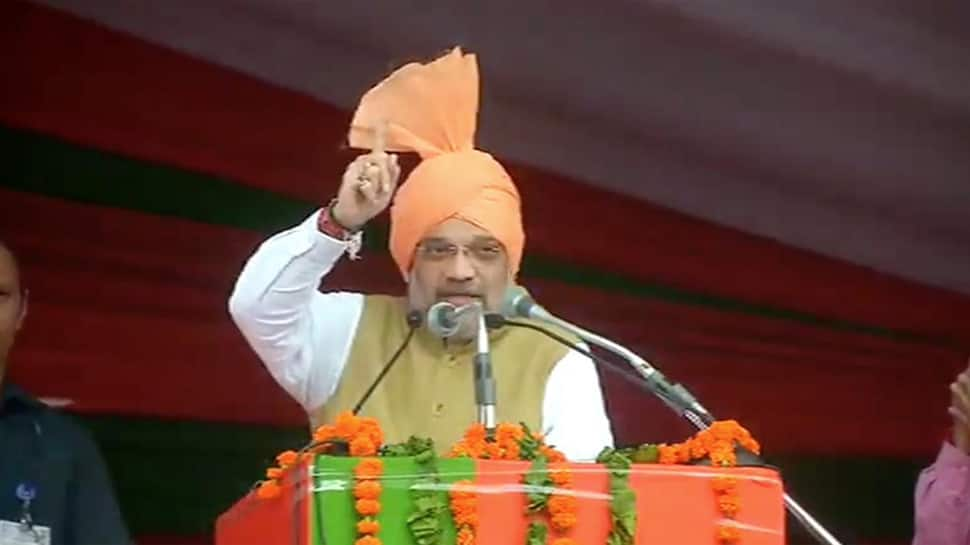 BJP will form government in Haryana with two-third majority: Amit Shah
