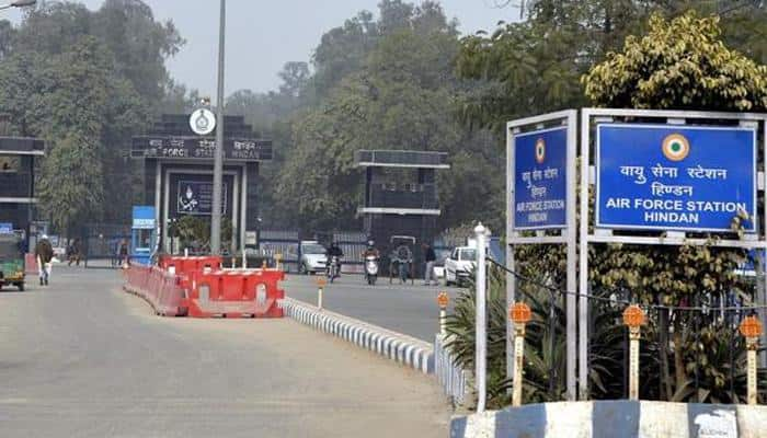 High alert at Hindon Airbase; schools inside premises shut, security stepped up