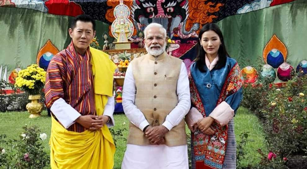 Bhutan has a special place in the hearts of Indians: PM Narendra Modi
