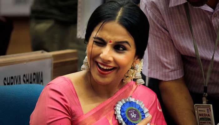 Hope B'Wood actresses can pull big crowds someday: Vidya Balan