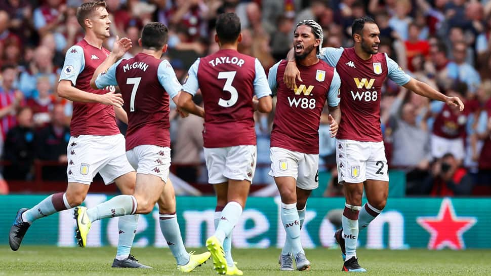 EPL: No home joy for Aston Villa as Bournemouth earn first victory