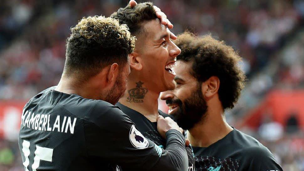 Sadio Mane and Roberto Firmino give Liverpool 2-1 win at Southampton
