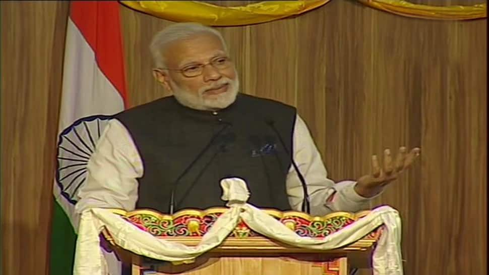 India witnessing historic transformation, eliminating poverty faster than ever: PM Narendra Modi in Bhutan