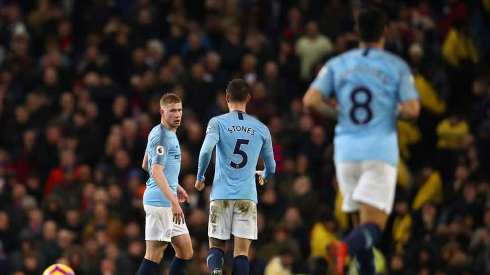 Premier League: Manchester City, Tottenham Hotspur play out 2-2 draw