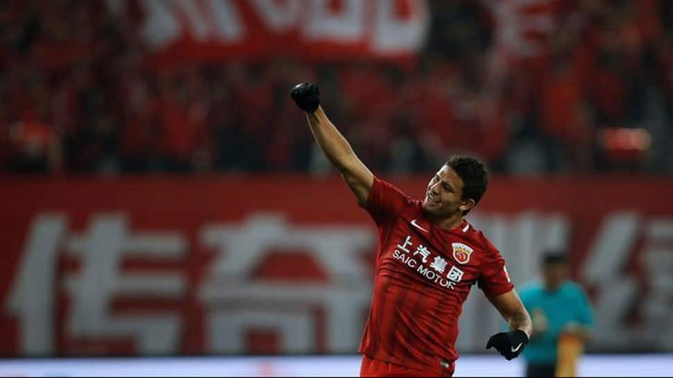 Brazil-born Elkeson included in China squad in a landmark move