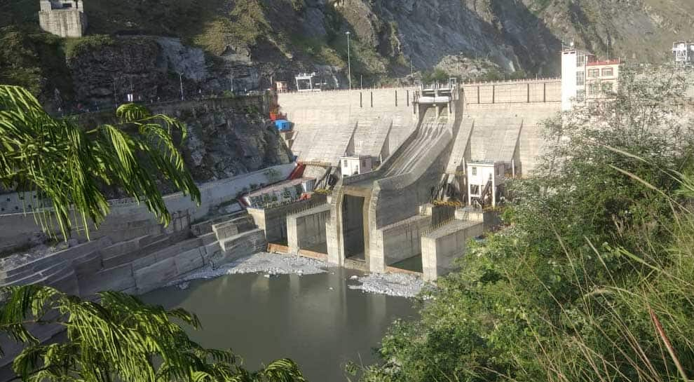 India's biggest underground hydroelectric project suspended due to rise in silt levels in Sutlej