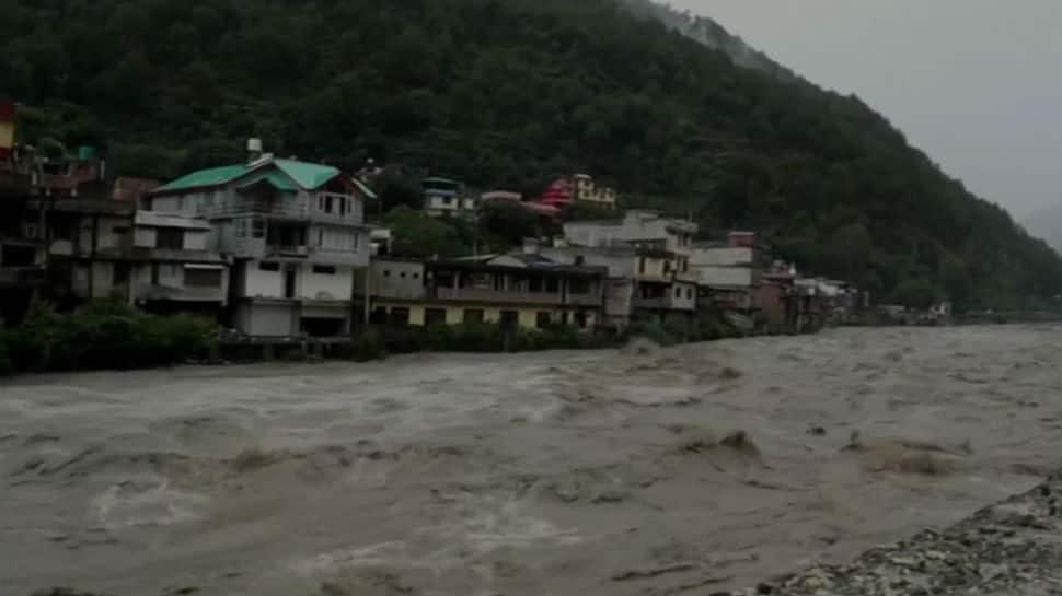 Rain fury in Himachal Pradesh, two dead in Kullu