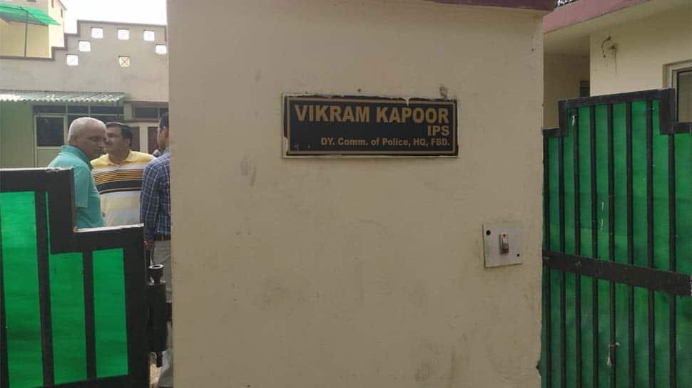 Haryana DGP orders new SIT to probe DCP Vikram Kapoor suicide case