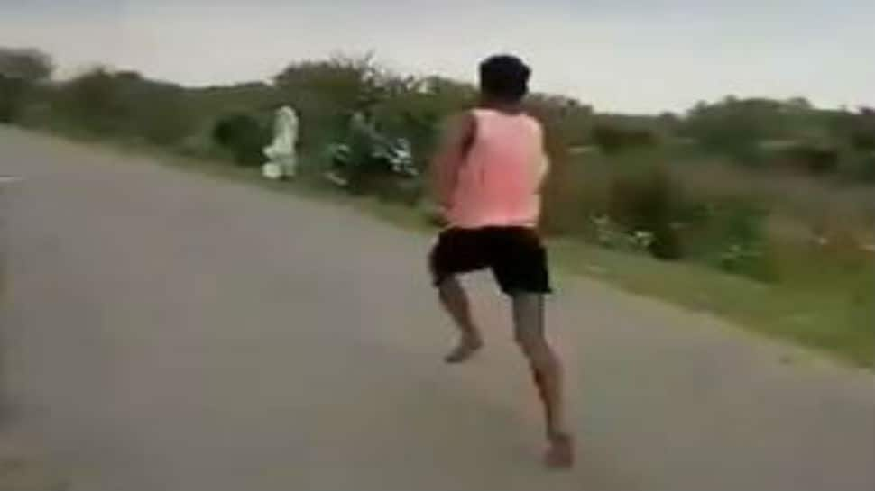Man who claimed to run 100 meters in 11 seconds fails in speed test