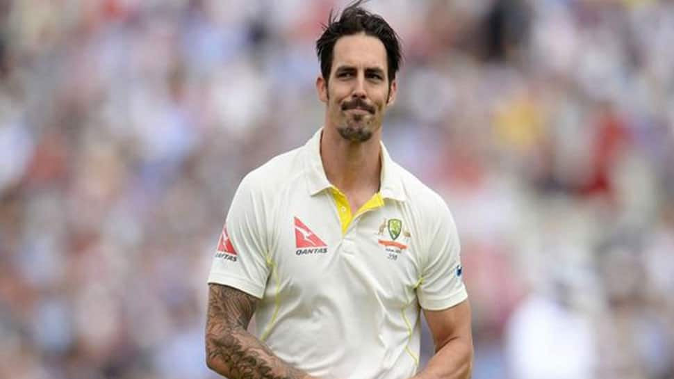 Mitchell Johnson elected MCC honorary life member