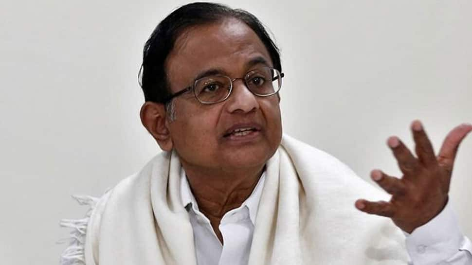 ED sends notice to former FM P Chidambaram in Aviation scam case
