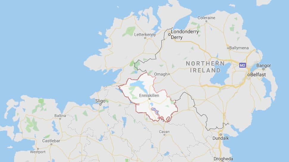 Blast targets police near Northern Ireland border: Officers