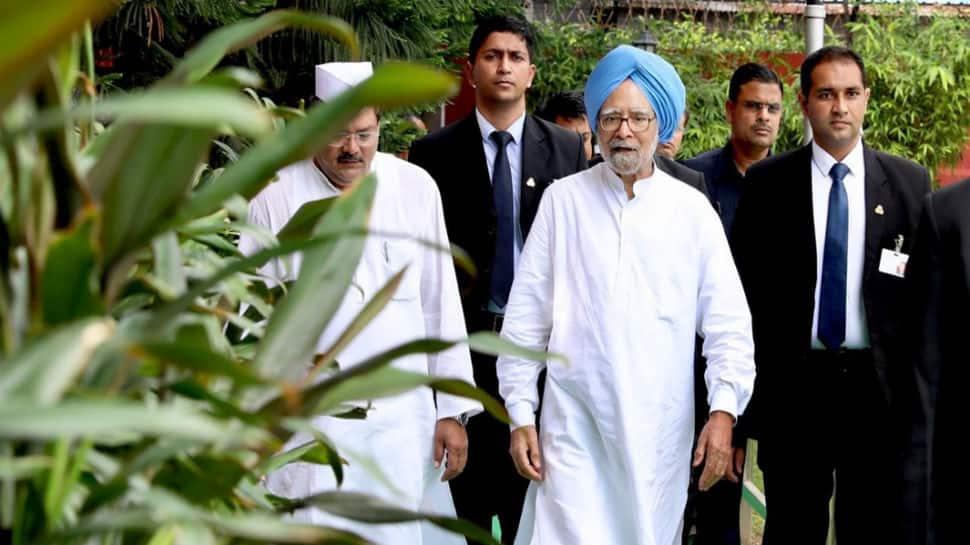 Manmohan Singh elected to Rajya Sabha from Rajasthan