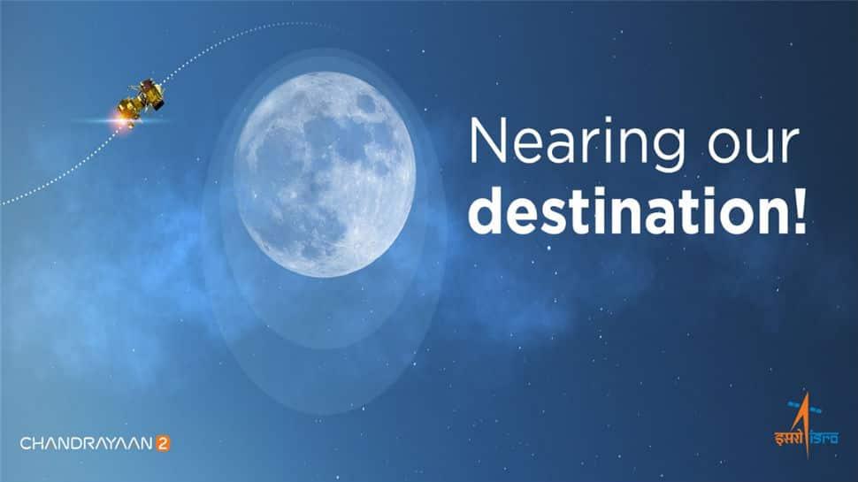 Tense 30 minutes: ISRO chairman K Sivan on Chandrayaan-2 entering lunar orbit