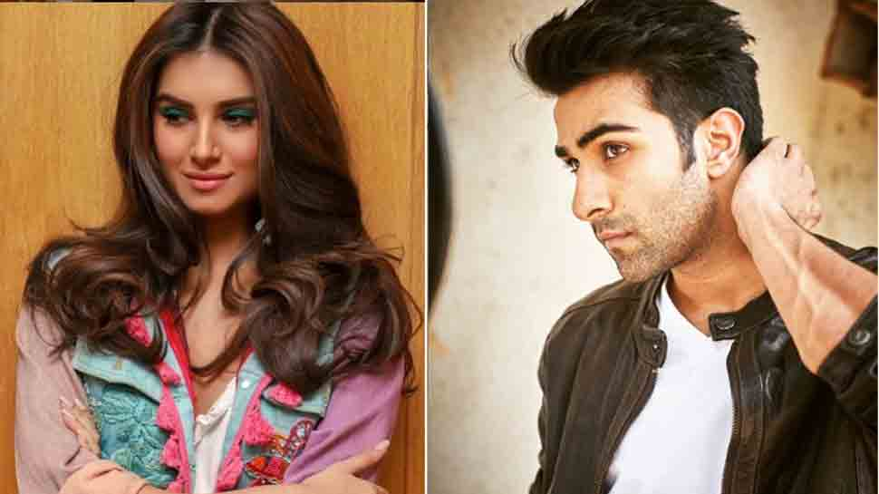 Tara Sutaria finds BFF in Ranbir Kapoor's cousin Aadar Jain?