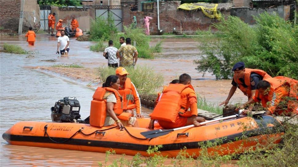 Flood situation worsens in north India, most other states battle to stay afloat